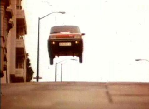 Airborne Le Car!