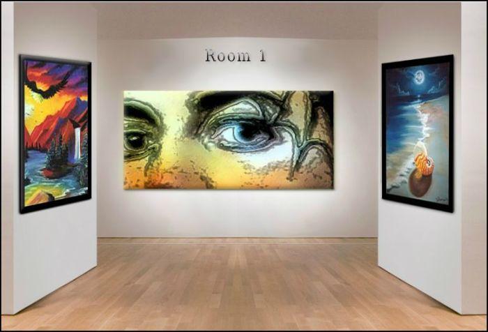 Gallery Showing - Shaun Hays - Artist
